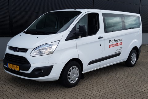 Ford Transit Custom L2 9 persoonsbus