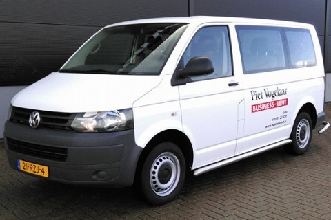 VW transporter automaat 9 persoonsbus