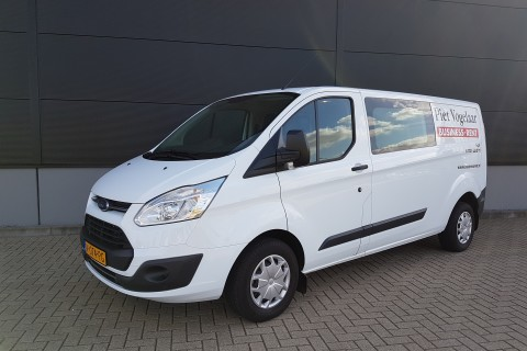 Ford Transit Custom Dubbele cabine